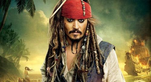 Juguetes del pirata del caribe